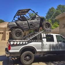 UTV Truck Rack | UTV STUFF | Trucks, Truck Accessories, Atv
