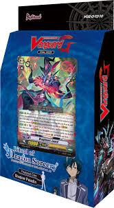 g trial deck 10 ritual of dragon sorcery cardfight vanguard