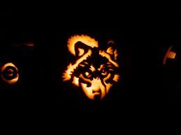 Wolf Pumpkin Template Printable by Wolf Pumpkin Stencil