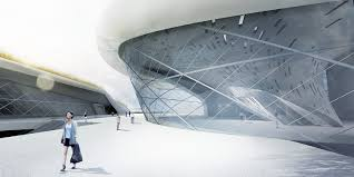 100 Tighe Architecture Taichung City Cultural Center Entry By Patrick
