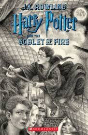 Harry Potter And The Goblet Of Fire Series 4