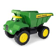100 Big Toy Dump Truck John Deere 15in Scoop LP68421
