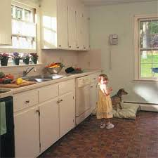 Cute Painting Kitchen Cabinets White April