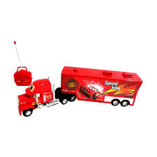 Pixar Car No.95 Mack Racers Truck Lightning McQueen Toy Cars ForBoys ...