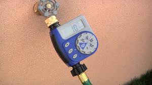 1 outlet hose faucet timer by orbit youtube
