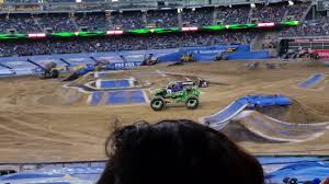 100 Monster Truck Show Oakland Ca Jam Oakland Ca 2018 YouTube