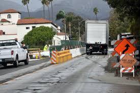 100 Toro Trucking School Caltrans Hopes To Finish MontecitoArea Highway 192 Bridge Repairs