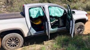 100 Air Bag Kits For Trucks Chevrolet Colorado ZR2s Recalled Due To Bag Problems