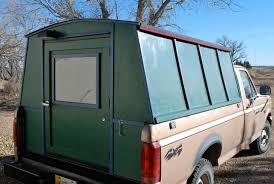 Home Built Truck Camper Plans Slide In   Ovalasallista.com