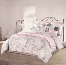 Cynthia Rowley Bedding Twin Xl by 5 Pc I Love Paris Twin Xl Comforter Pink Coverlet Set Kensie
