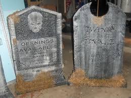 Halloween Tombstone Sayings Scary by Halloween Decorations Tombstones Printable Halloween Decorations