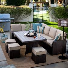 Patio Furniture Under 300 by Furniture Bar Height Patio Set 7 Piece Bar Height Patio Dining