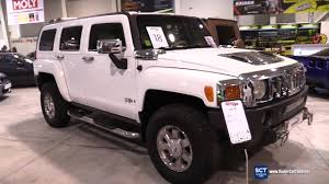 100 Hummer H3 Truck For Sale 2005 First Generation Exterior And Interior Walkaround Tuning Show 2016 Sofia