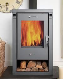 modern multi fuel stoves grey 9kw noriko contemporary modern woodburning multi fuel stove