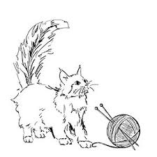 Cats In Paris Adult Coloring Book Additional Image