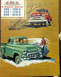 GMC Pickup Truck 4X4 100 150 250 & -8 Series Sales Brochure Folder Gmc Coe Cabover Lcf Low Cab Forward Stubnose Truck Gmc Truck Cab With Title Fleet Option Truck 1958 Auto Trucks 164 M2 Machines 12x1500pic 39 58 Suburban Carrier 12 01 Pickup T15 Dallas 2013 100 For Sale 1974355 Hemmings Motor News Blue Muscle Cars Of Texas Alvintx Us 148317 Sold Fleetside Ross Customs Mit Fauxtina Paint Shortbed Stepside Youtube