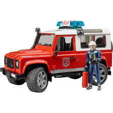 Bruder Land Rover Defender Preassembled Fire Engine Model 1:16 ... 9 Fantastic Toy Fire Trucks For Junior Firefighters And Flaming Fun Bruder 116 Man Engine Crane Truck With Light Sound Module At Toys Slewing Laddwater Pumplightssounds Bruder Toys Water Pump Lights Youtube Mack Granite 02821 Product Demo Amazoncom Jeep Rubicon Rescue Fireman Vehicle Sprinter Toyworld Rseries Scania Mighty Ape Australia Tga So Mack Side Loading Garbage A Video Review By Mb Arocs Service 03675