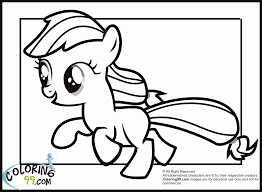 13 Pics Of My Little Pony Applejack Coloring Pages Printable