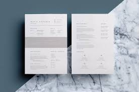 Unique Resume Templates 15 Downloadable To Use Now