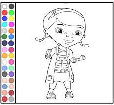 Colouring Games For Kids Online