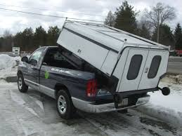 100 Pickup Truck Cap AmeriDeck Service Caps Slide In Camper S