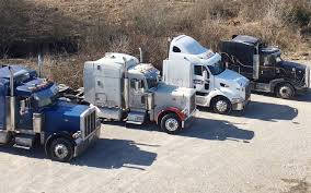 100 Trucking Equipment Public Auction Of TCT Inc Truck And Trailer