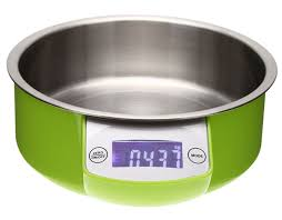 balance de cuisine avec bol balance de cuisine digitale avec bol amovible en inox 24 95