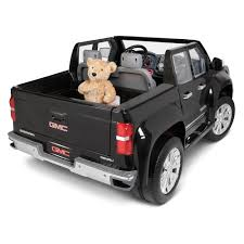 100 Kids Electric Truck The Most Realistic Ride On Denali Hammacher Schlemmer