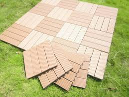 outdoors awesome rubber interlocking patio tiles interlocking