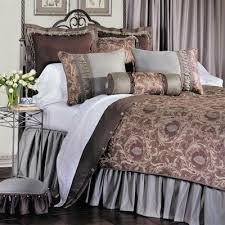Bacall Bedding Collection Queen Size 7 piece set from Eastern