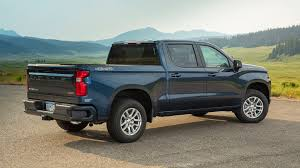 100 60 Chevy Truck For Sale 2019 Chevrolet Silverado High Country First Drive Review