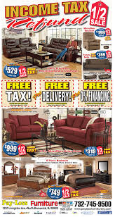 See Our Current Ad For Extra Furniture Savings in North Brunswick NJ