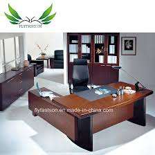 Likable Executive Office Desk Furniture Modern Contemporary ...
