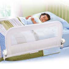 summer infant universal white travel bed guard rail baby toddler