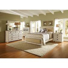 Rc Willey Bunk Beds by Willow White 6 Piece California King Bed Bedroom Set Rc Willey