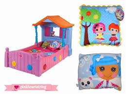 pink heart string lalaloopsy bedroom furniture and accessories