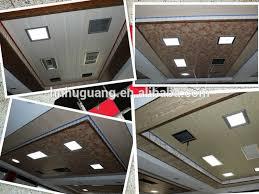 60cm pvc panel waterproof roof pvc panel ceiling pvc plank plastic