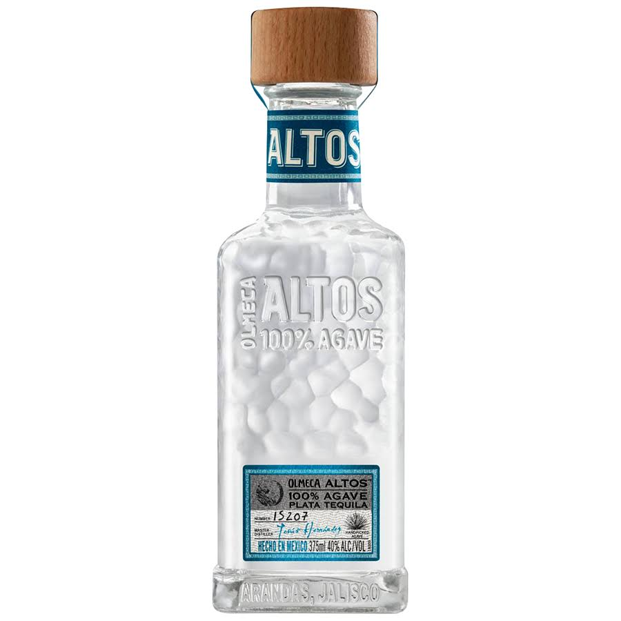 Olmeca Altos Tequila Mexico Plata 375ml Bottle
