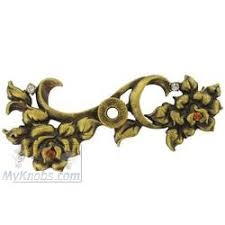 Cabinet Hardware Backplates Brass by Knobs4less Com Offers Carpe Diem Car 57357 Kbackplate Antique