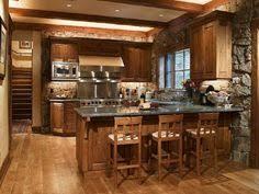 Rustic Kitchens On Pinterest Stunning Kitchen Design Pictures