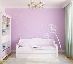 Blossom Dandelion Tree Headboard Dandelions Seeds Home Wall Decal Stcker Decals Decor Bedroom Bed Room Vinyl