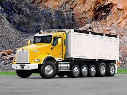 Truck For Sale: Kenworth T800 Dump Truck For Sale