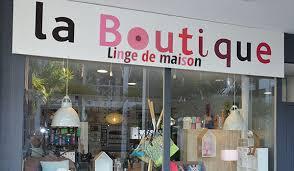 magasin linge de maison linge de maison à st gilles 974 la boutique