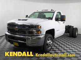 New 2018 Chevrolet Silverado 3500HD Work Truck 4WD In Nampa #D180544 ...