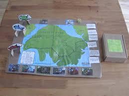 DIY Thomas Board Game