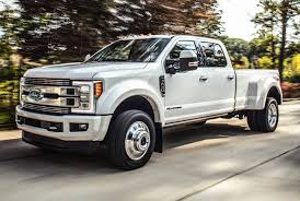 The $100K Super Duty Limited Is Here. Ford Says It Has Redefined The ...
