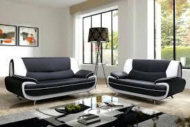 canape blanc noir canape canape design noir et blanc canape 32 places design noir et