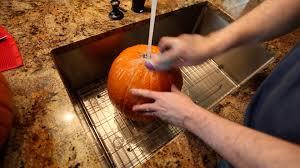 Minion Carved Pumpkins by Make Minion Pumpkins For Halloween The Geek Pub