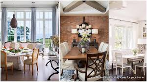 20 Fantastic Traditional Dining Room Interiors That Sparkle With Elegance