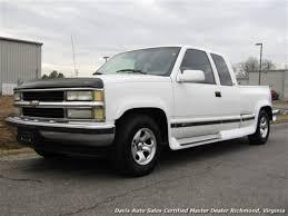100 Tow Truck Richmond Va 1996 CHEVROLET C1500 VA 5001700791